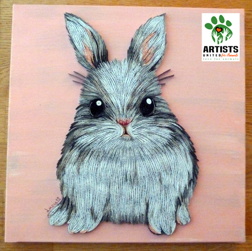 Lucia Ossola -ARTISTS UNITED FOR ANIMALS